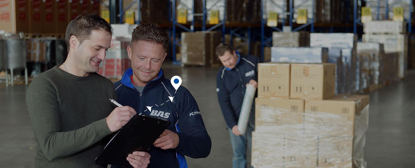 Thumbnail Representative warehouse in dagdienst