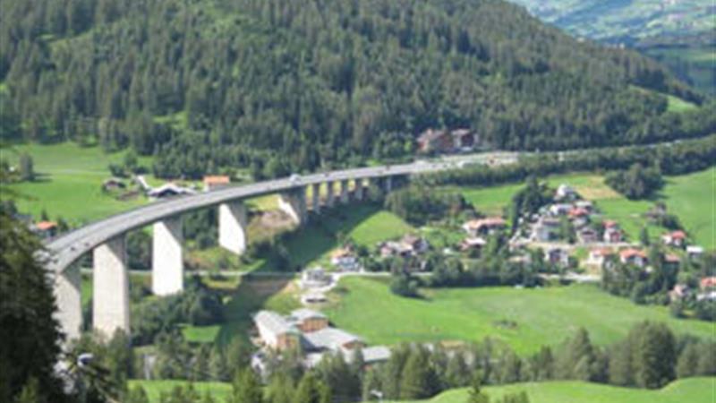 Thumbnail Italië controleert grensverkeer bij Brenner