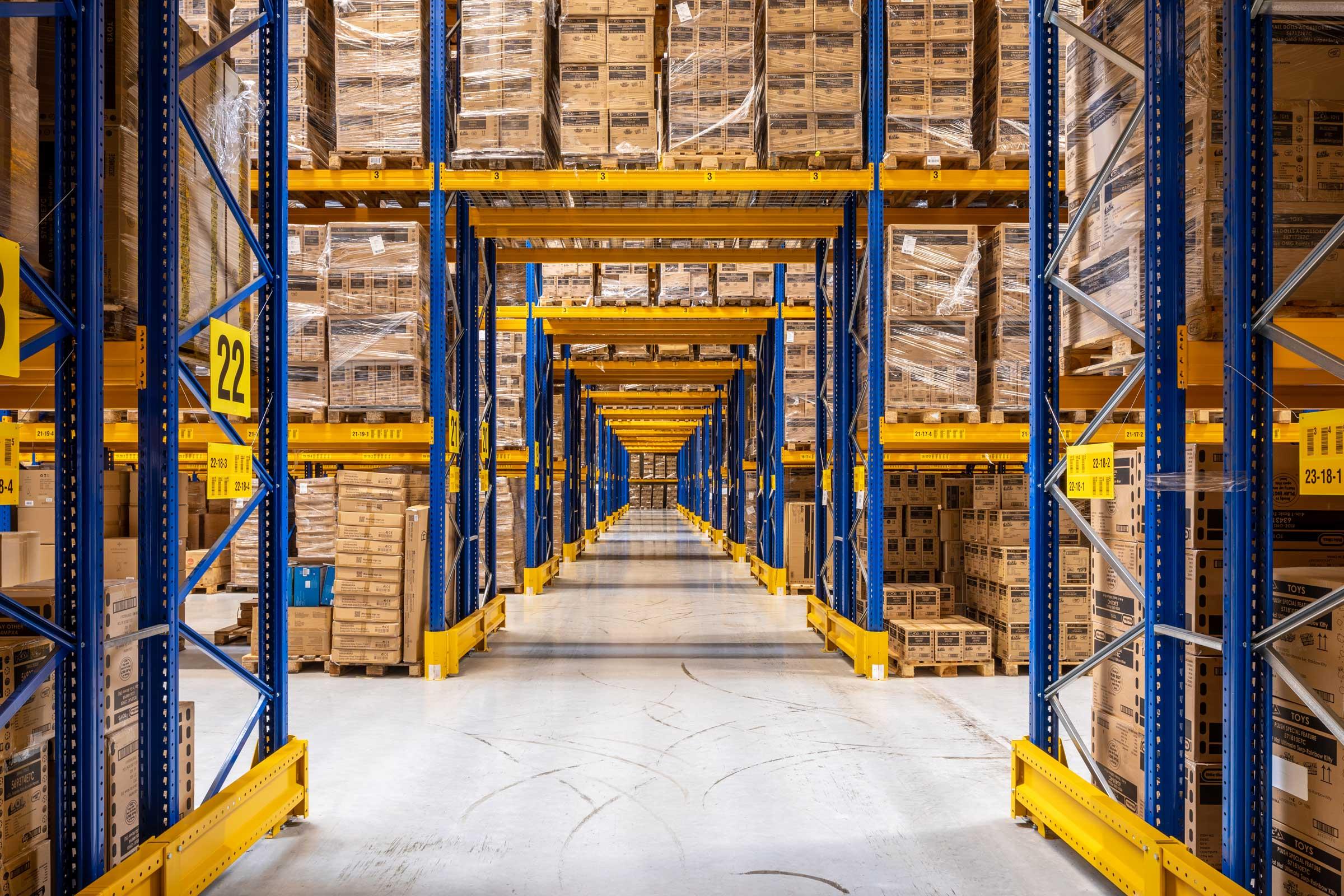 Thumbnail Medewerk(st)er warehouse crossdock (middag/avonddienst)